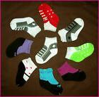 BABY Socks Sz 1 - 3  IMITATION SHOES Infant Sox NEW Boy or G