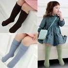 Baby Toddler Girls Cotton Socks Breathable Knee High Leg War