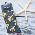 Banana Lover Crew Socks New Joe Boxer Men Novelty Gift Geek