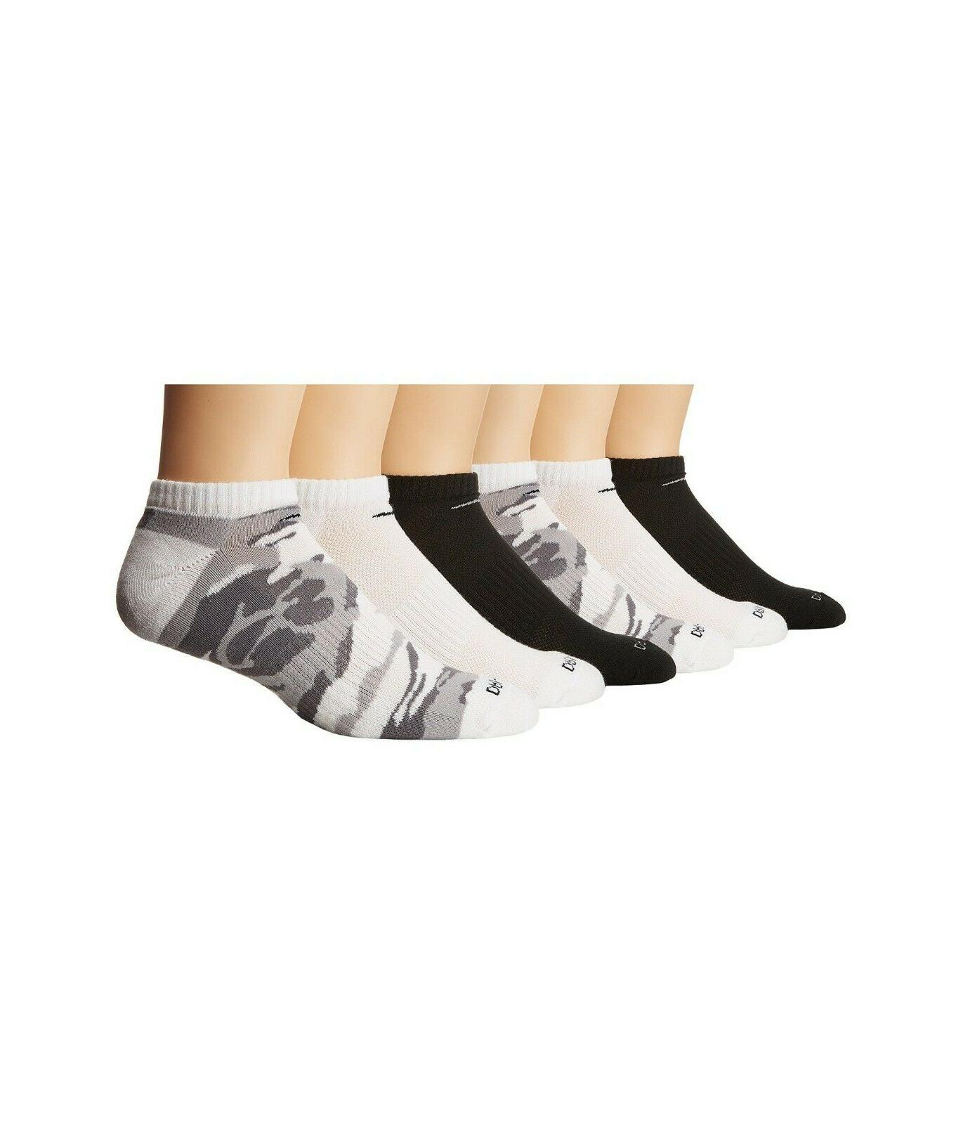 Black / White 3-pk. Dri-FIT |