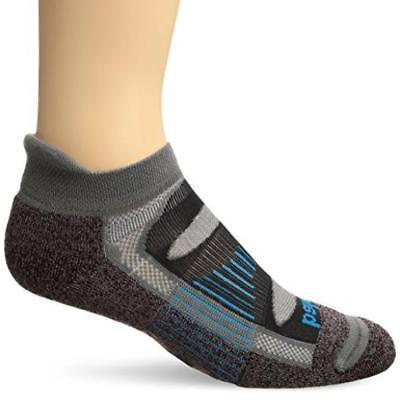 ❤ Balega Blister Resist No Show Socks Chocolate Large Comf