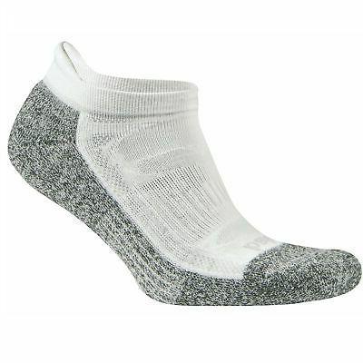 Balega Blister Resist Show Running Socks For Men and , White,