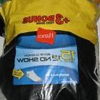 Hanes Boys' Black Cushion No Show Socks, 12 + 3 Bonus Pack 1