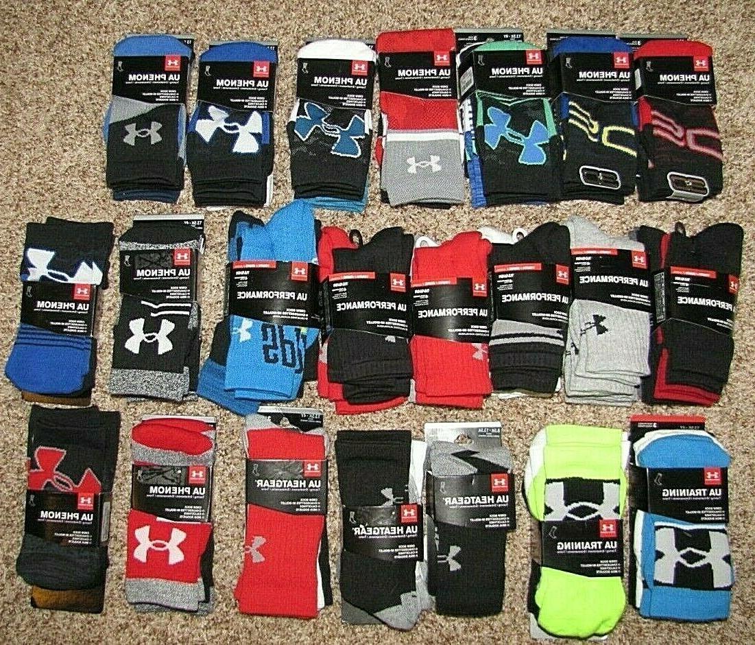boys crew socks size 1 4 performance