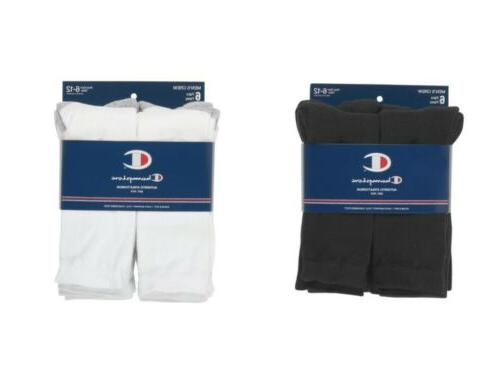 ch600 mens double dry performance crew socks