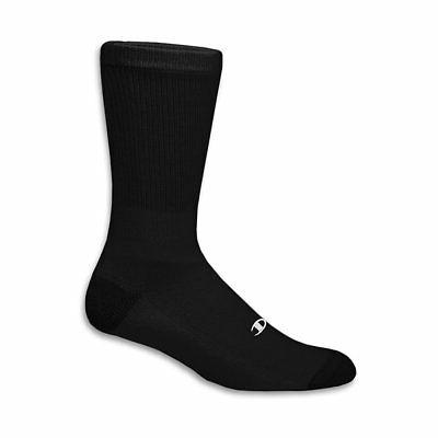 Champion Double Dry Performance Men's Crew Socks 6-Pack CH60