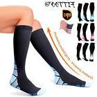 Compression Socks 20-30 mmhg Mens Womens Foot Stocking Sport