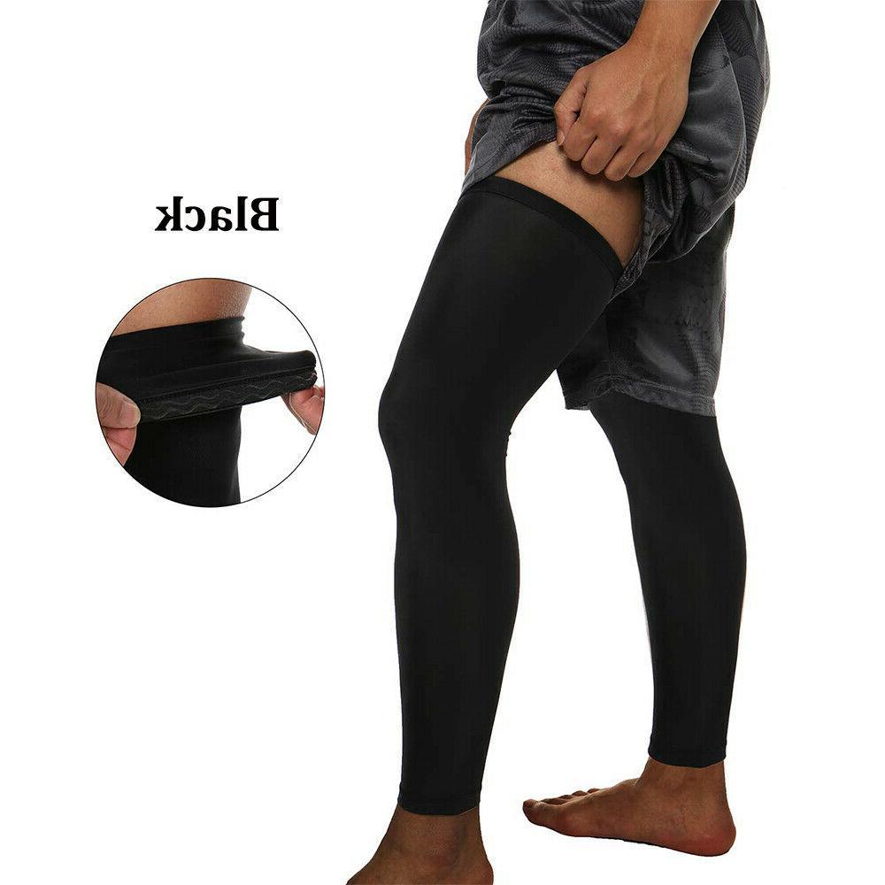 Compression Socks Knee High Support Leg Thigh USA