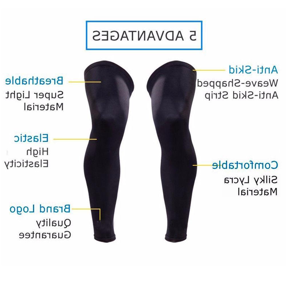 Compression Socks Knee High Support Sleeve For Men USA