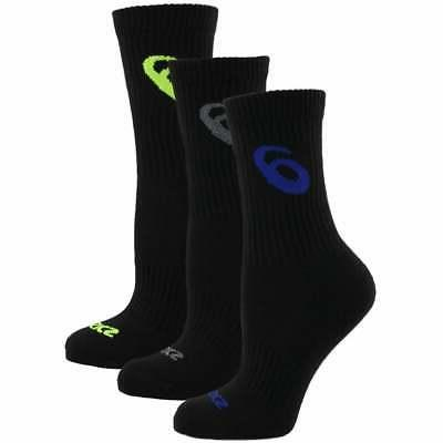 contend crew 3 pack athletic running socks