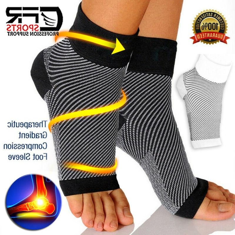 copper ankle quarter circulatory compression socks health