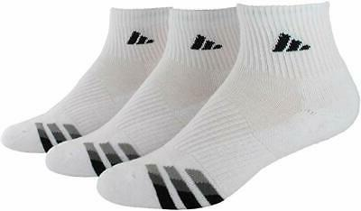 cushioned 3st qtr sock