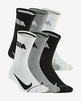 Nike Performance Wicking Low Socks Pair Shoe 8-12 -