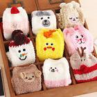 Cute Animal Fuzzy Cozy Warm Thicken Soft Ankle Towel Floor S