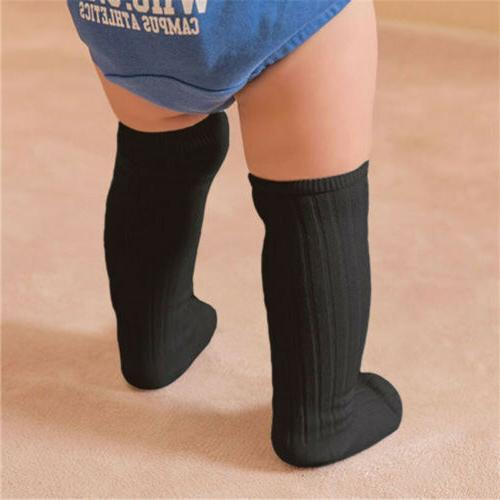Cute Toddler Knee Long Winter Cotton Casual Stockings