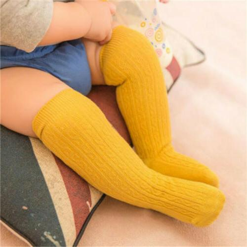 Knee High Winter Cotton Stockings