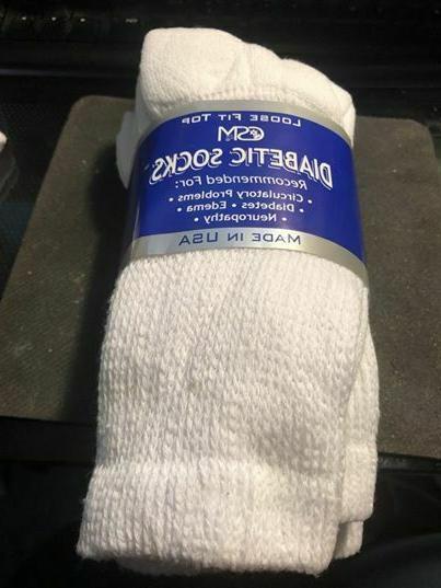 Diabetic Sock 13-15 - 3 packs Get Pack ankle Socks