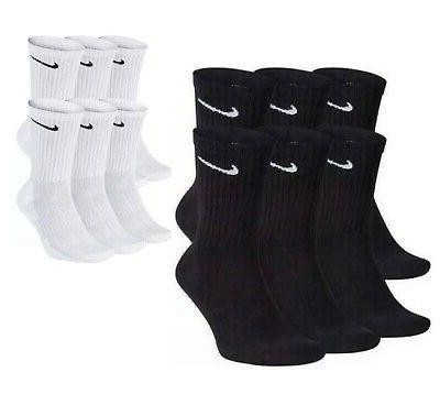 dri fit cotton cushioned crew socks 1