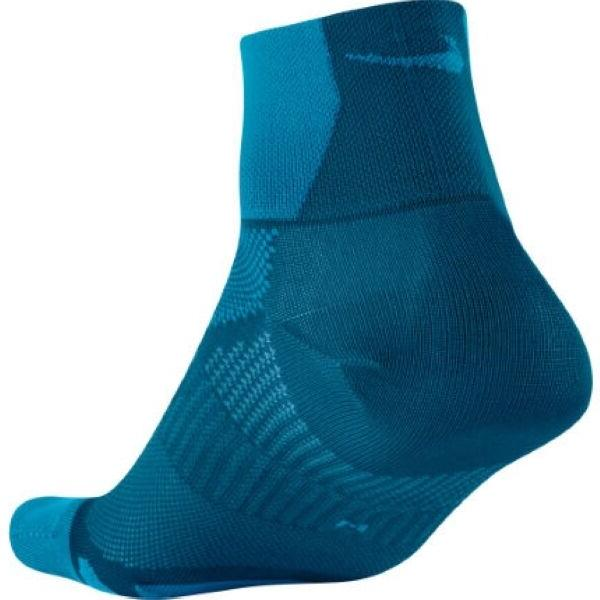 1 Pair Nike Dri Fit Elite Lightweight Qtr Running Socks Wome