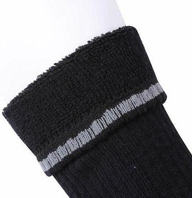 Enerwear Pack Cotton Moisture Heavy Cushion Crew Socks