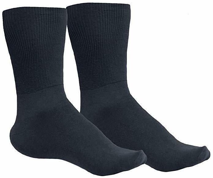 Extra Wide Comfort Crew Sport Socks IN Tall Biggest Sock