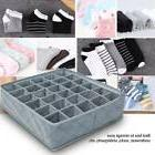 Foldable Bamboo Charcoal Underwear Socks Drawer Organizer St