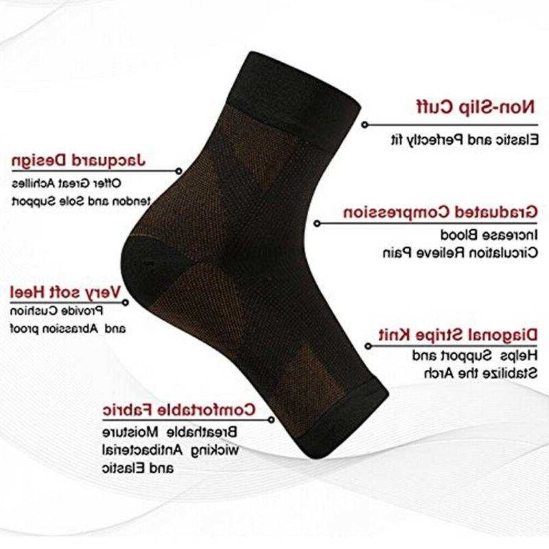 Foot Ankle Sleeve Relief Pain