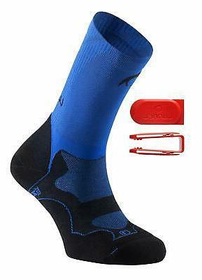 gravity premium trail running compression socks anti