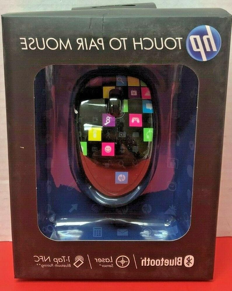 h4r81aa touch to pair bluetooth wireless mouse
