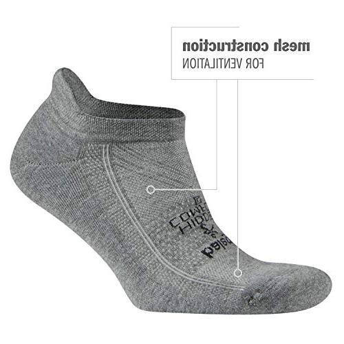 Athletic Running Socks for Men Women with -