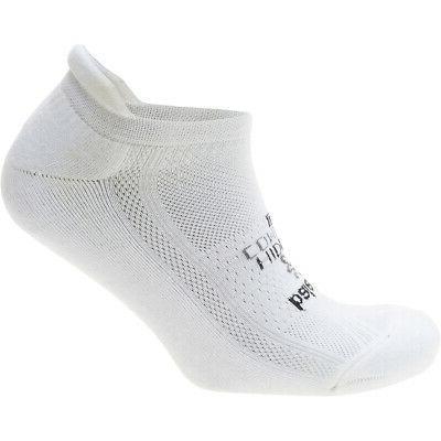 hidden comfort sole cushioning running socks white