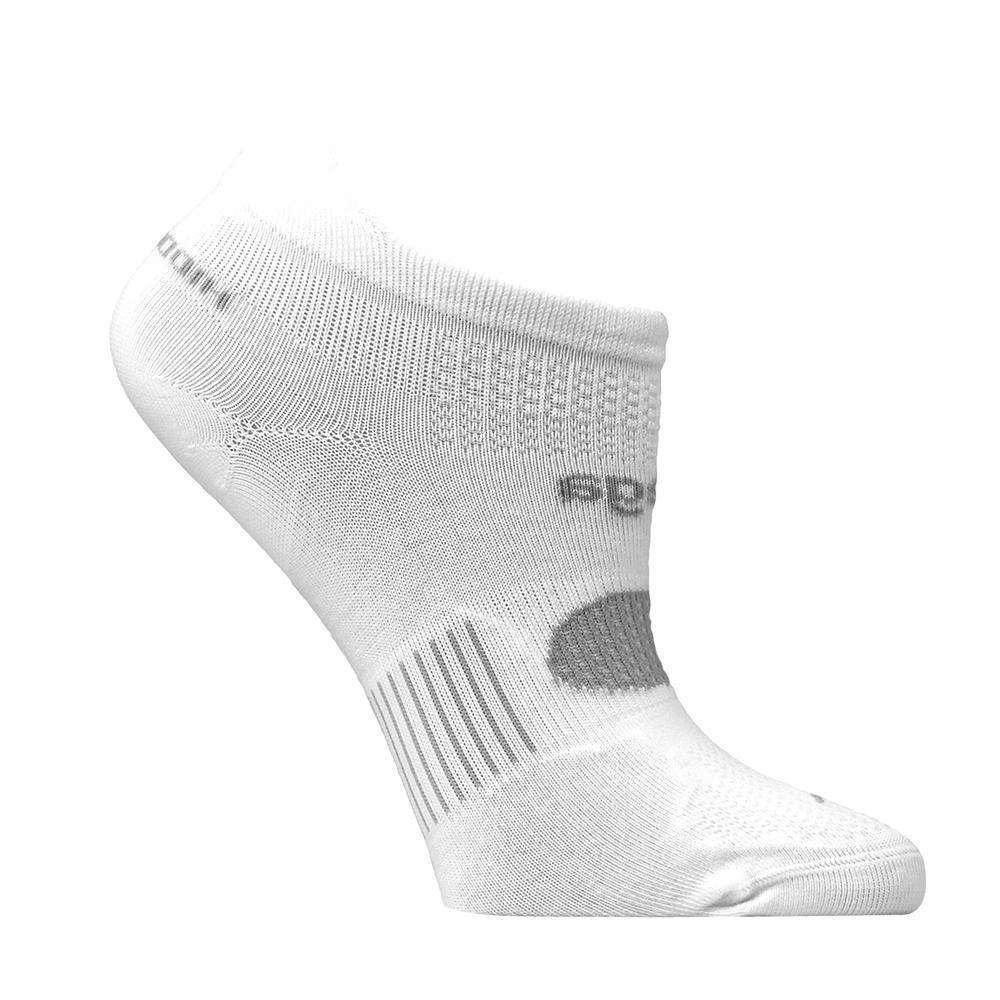 hidden dry white running socks unisex all
