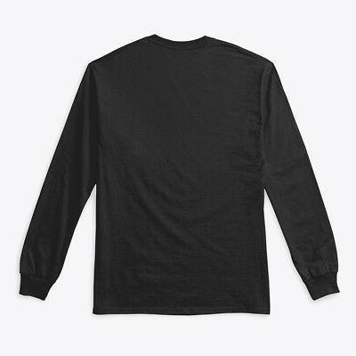 Horse-sock Gildan Long Tee T-Shirt