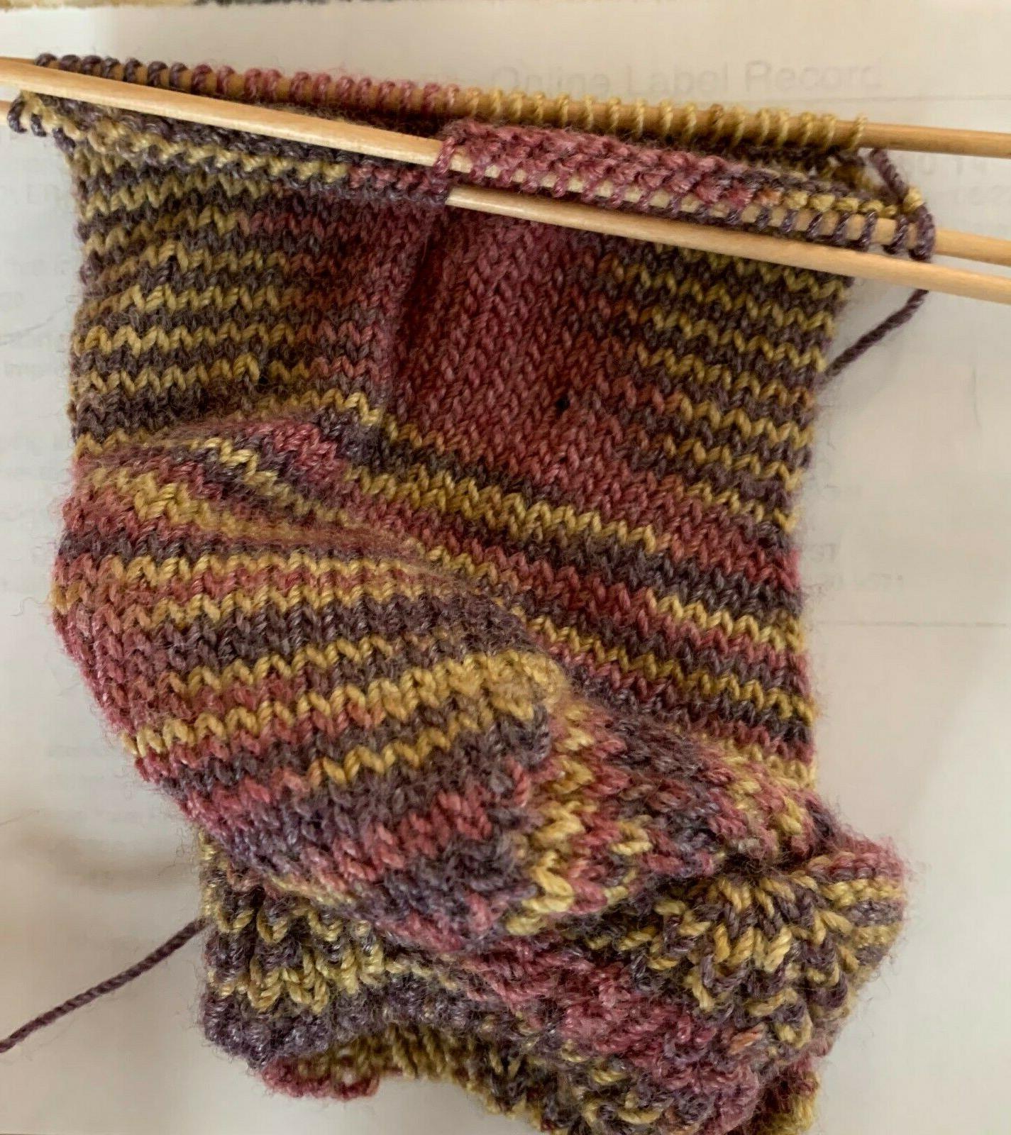 Mirasol Khusku Sock Yarn; 16