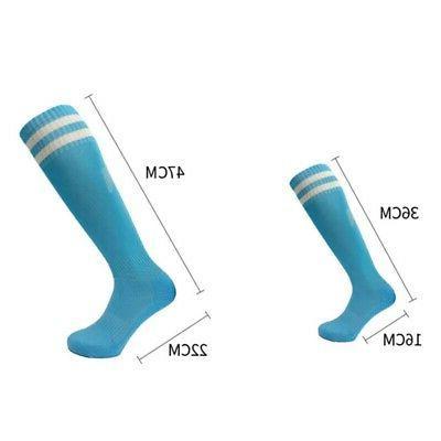 Kids/Adults Soccer Socks Knee High Sock