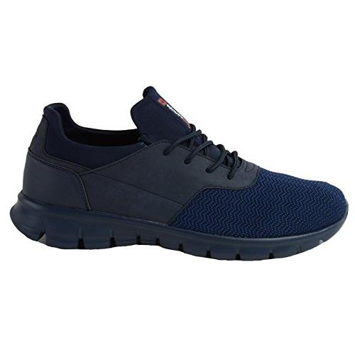 Alpine Sneakers Shoes Navy,