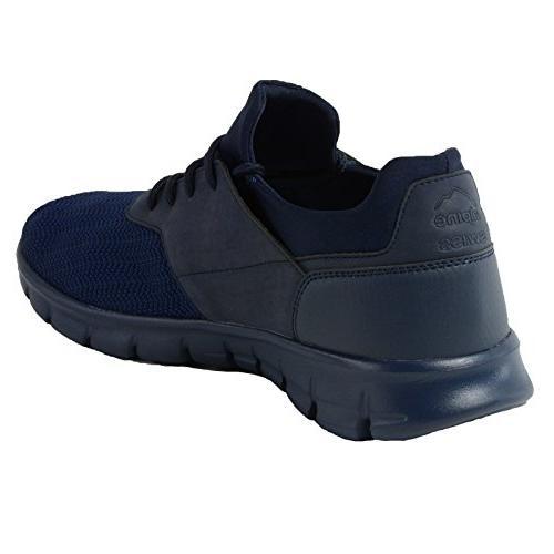 Alpine Leo Men Sneakers Flex Knit Shoes Athletic Navy,