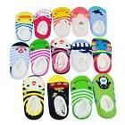 Lovely Unisex Baby Toddler Girl Boy Anti-Slip Socks Shoes Sl