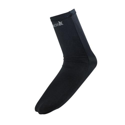 lycra dive socks by one size fits