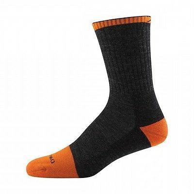 DARN TOUGH MEN'S 2007 Graphite MERINO WOOL SOCK'S Full Cushi
