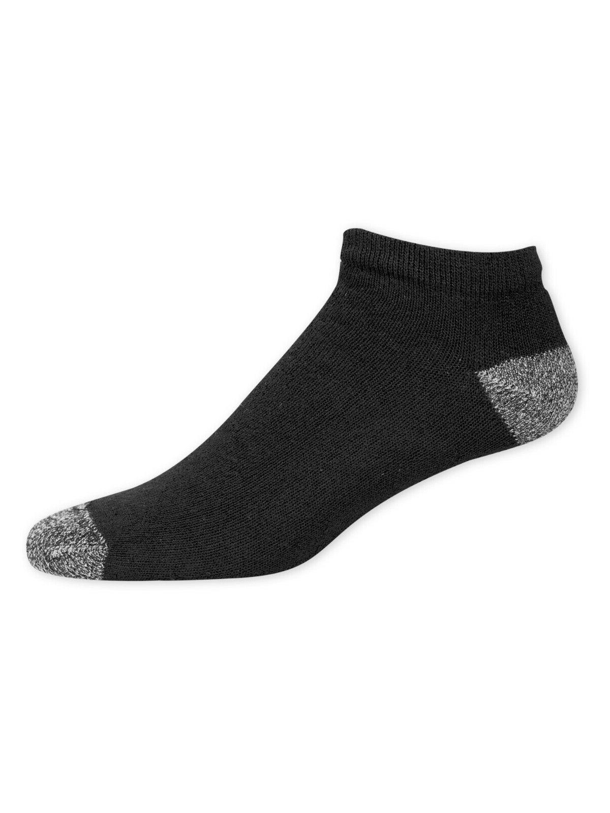 Athletic Works Men's Big and Tall Low Cut Socks 9 Pack