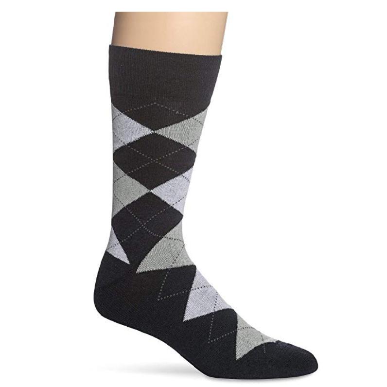 Men's Socks Black and