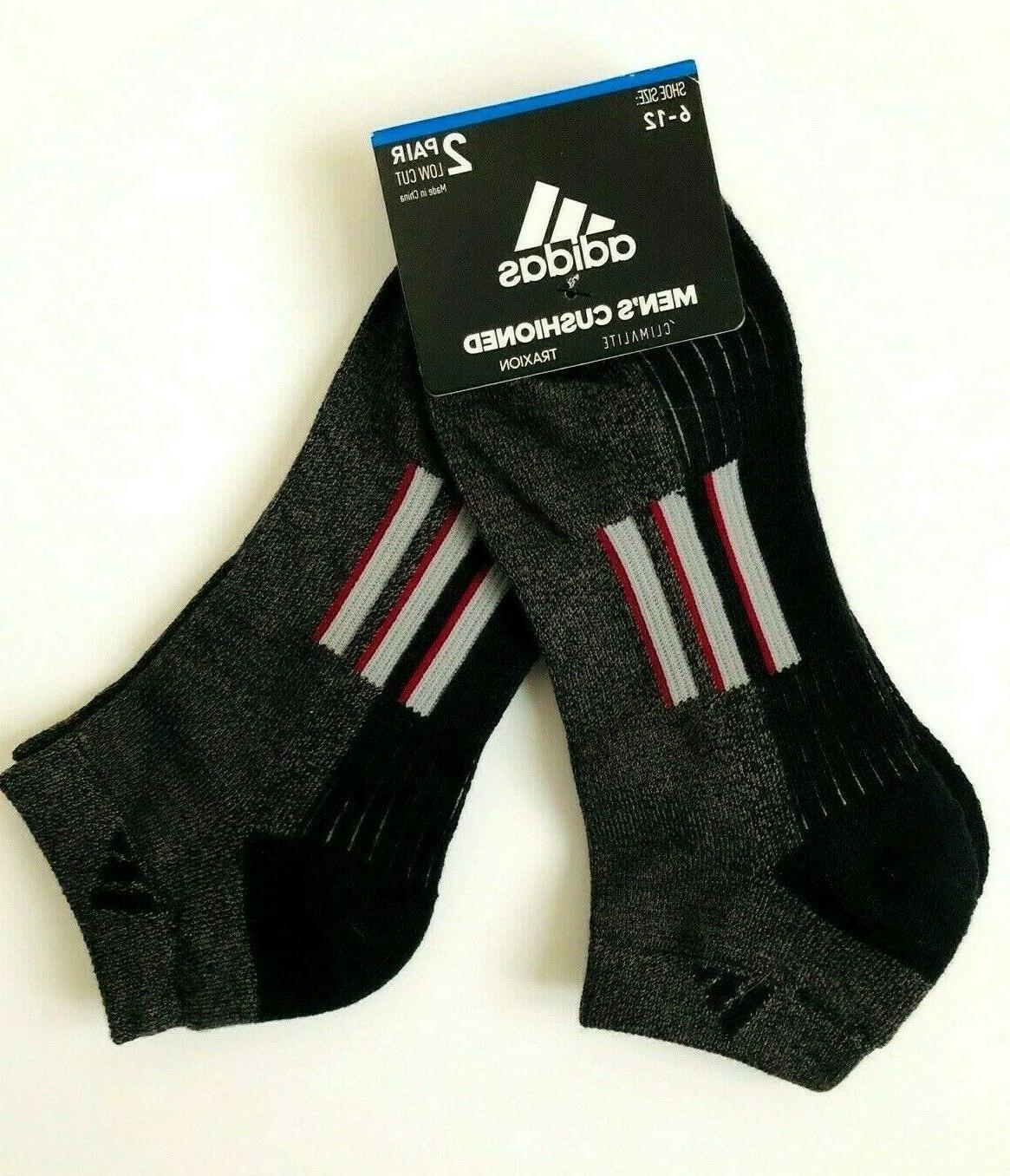 ADIDAS Cushioned Low Socks Compression