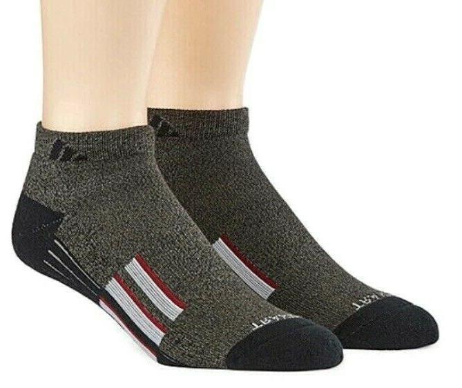 men s cushioned traxion low cut socks