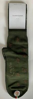 VK Nagrani Men's Luxury Socks Full Over Calf One Size Fits M