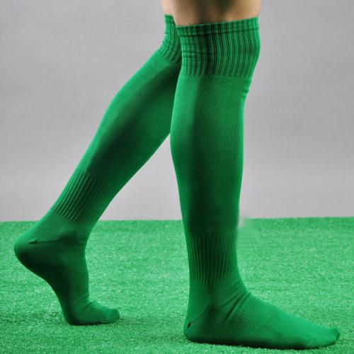 Men's football Soccer Long Knee High Sock 2019