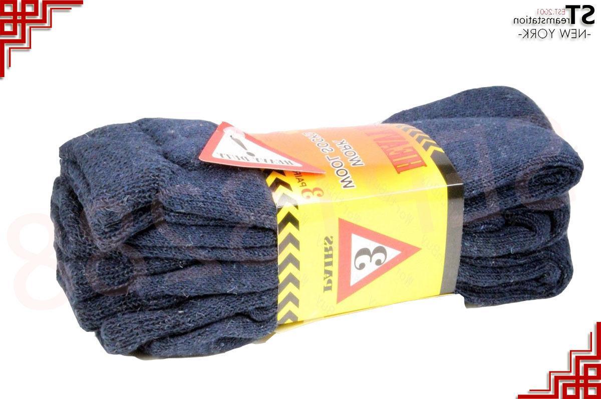 Men's Warm Heavy Duty Thermal Merino Winter ONE SIZE