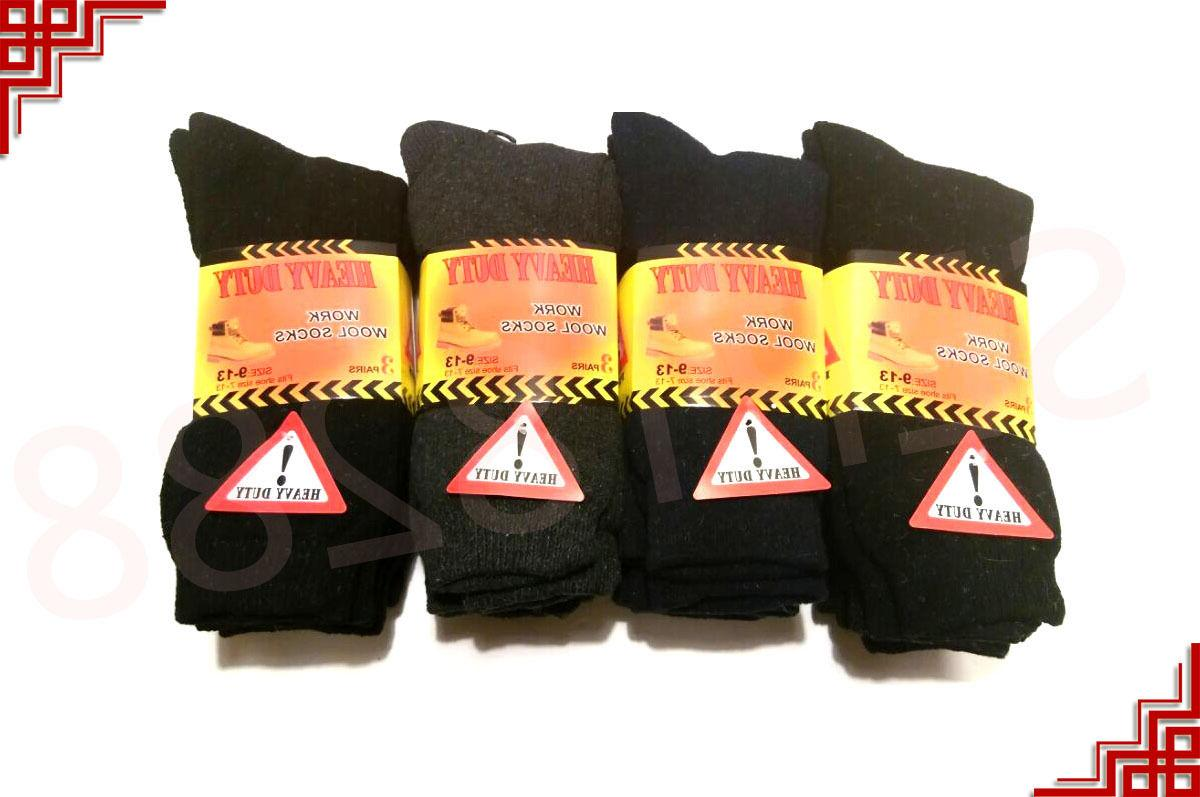 Men's Super Warm Duty Winter Socks ONE SIZE