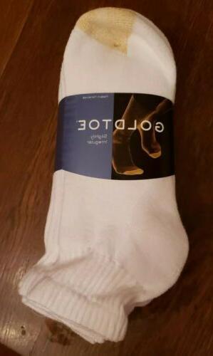 men s white cushion cotton quarter socks