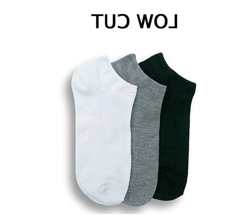 Men 9-11 Socks Low Cut